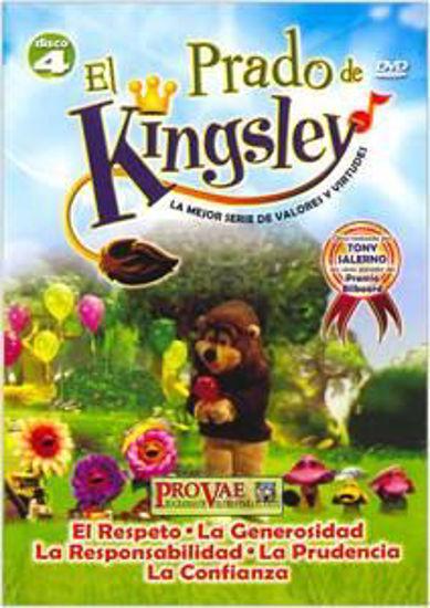 Foto de DVD.PRADO DE KINGSLEY 4