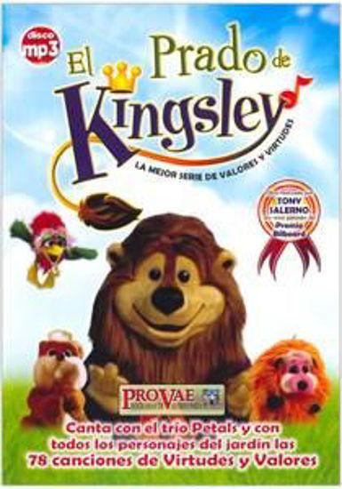 Foto de DVD.PRADO DE KINGSLEY (MP3)