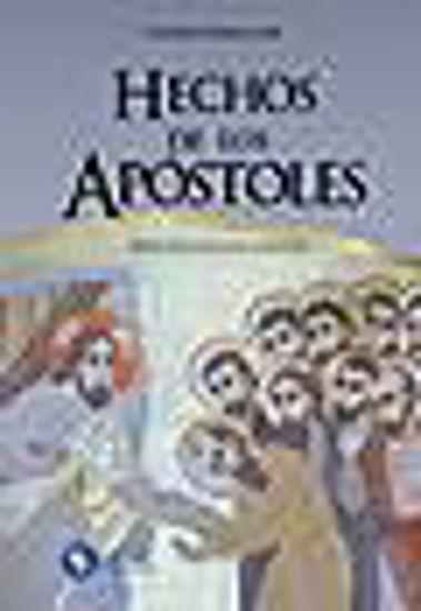 Foto de HECHOS DE LOS APOSTOLES (CLARETIANA/ALONSO)