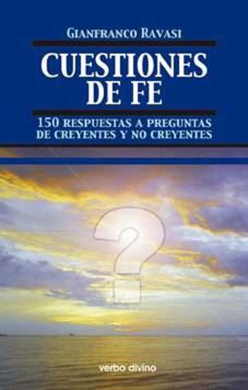 Foto de CUESTIONES DE FE