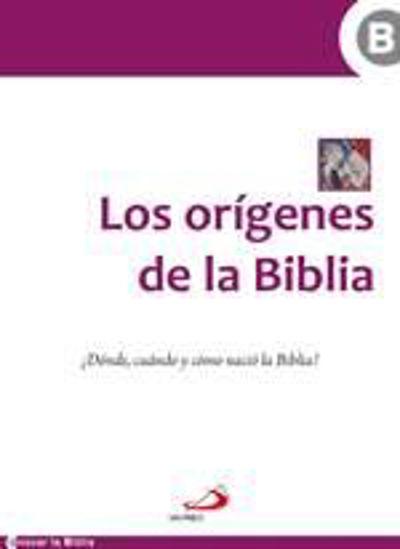 Foto de ORIGENES DE LA BIBLIA