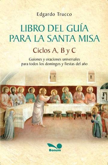 Foto de LIBRO DEL GUIA PARA LA SANTA MISA (CICLOS ABC)