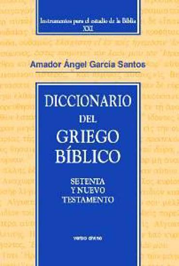 Foto de DICCIONARIO DEL GRIEGO BIBLICO XXI