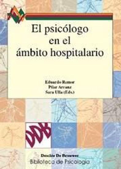 Foto de PSICOLOGO EN EL AMBITO HOSPITALARIO #124