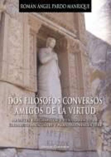 Foto de DOS FILOSOFOS CONVERSOS AMIGOS DE LA VIRTUD