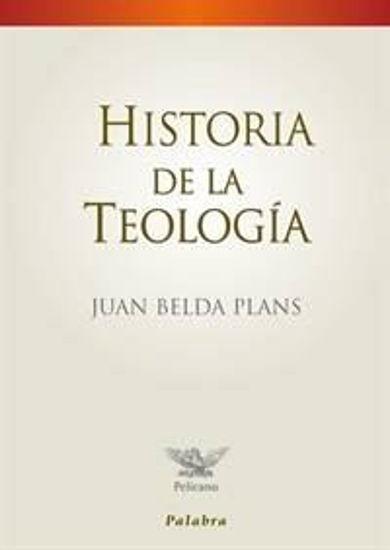 Foto de HISTORIA DE LA TEOLOGIA (PALABRA)