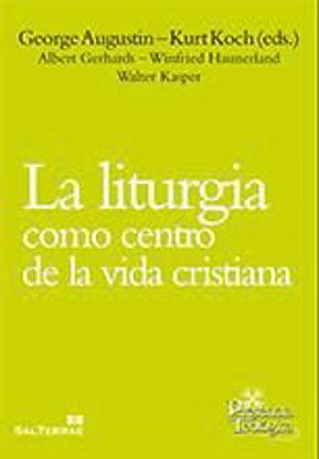 Picture of LITURGIA COMO CENTRO DE LA VIDA CRISTIANA #197