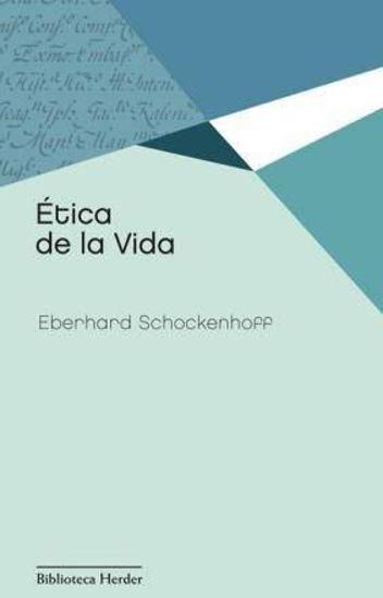 Foto de ETICA DE LA VIDA