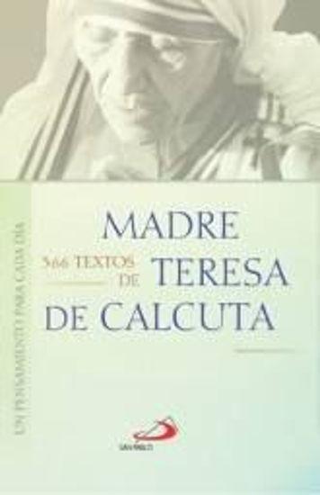 Foto de 366 TEXTOS DE MADRE TERESA DE CALCUTA