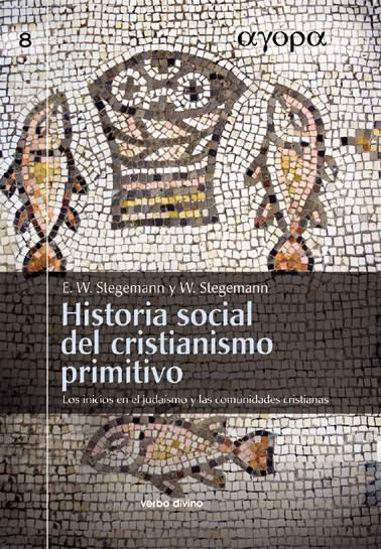 Foto de HISTORIA SOCIAL DEL CRISTIANISMO PRIMITIVO (TAPA DURA) #8