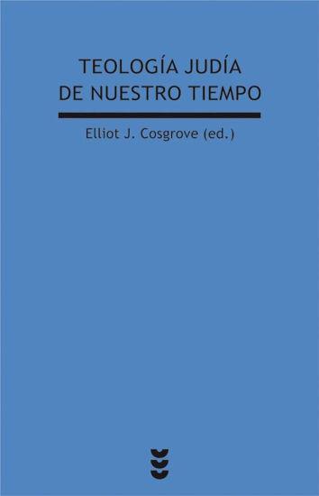 Foto de TEOLOGIA JUDIA DE NUESTRO TIEMPO #192