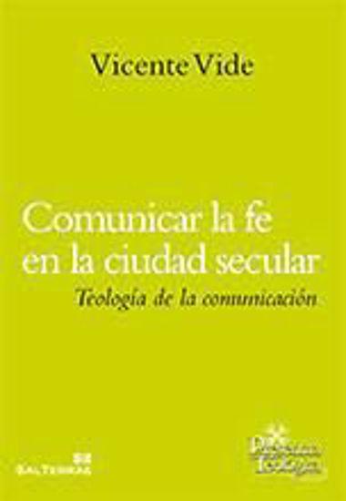 Foto de COMUNICAR LA FE EN LA CIUDAD SECULAR #199