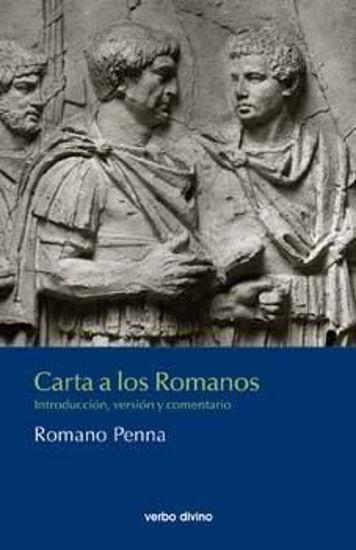 Foto de CARTA A LOS ROMANOS (VERBO DIVINO/PENNA)