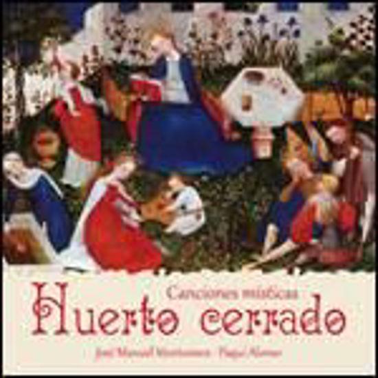 Foto de CD.HUERTO CERRADO (CANCIONES MISTICAS)