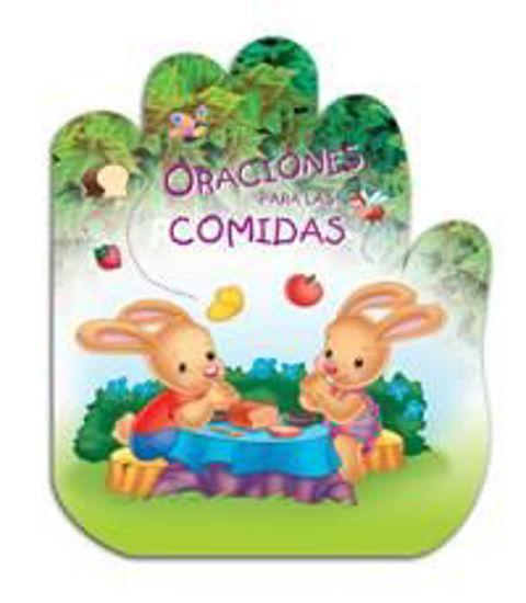 Foto de ORACIONES PARA LAS COMIDAS (EDIBESA) #3
