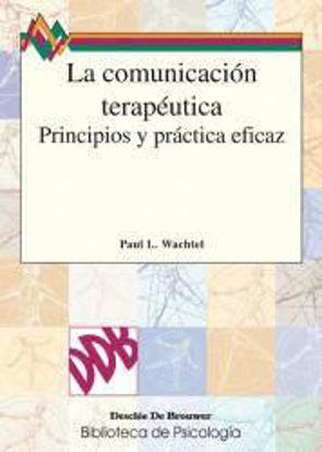 Foto de COMUNICACION TERAPEUTICA PRINCIPIOS Y PRACTICA EFICAZ #82