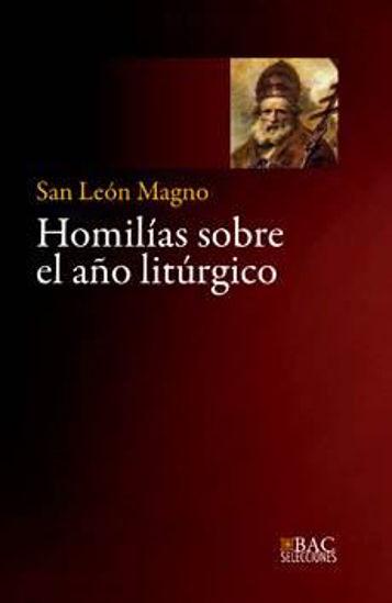 Foto de HOMILIAS SOBRE EL AÑO LITURGICO