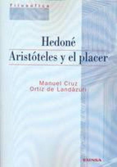 Foto de HEDONE ARISTOTELES Y EL PLACER #224