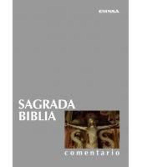 Foto de SAGRADA BIBLIA COMENTARIO