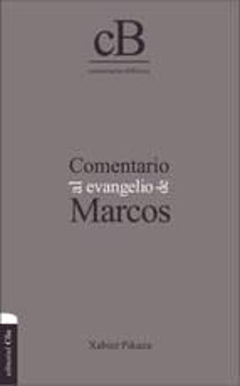 Foto de COMENTARIO AL EVANGELIO DE MARCOS