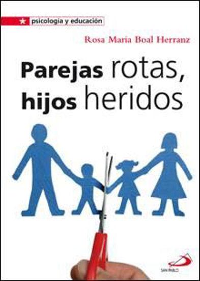 Foto de PAREJAS ROTAS HIJOS HERIDOS