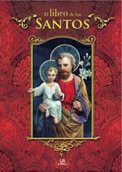 Foto de LIBRO DE LOS SANTOS (LIBSA)
