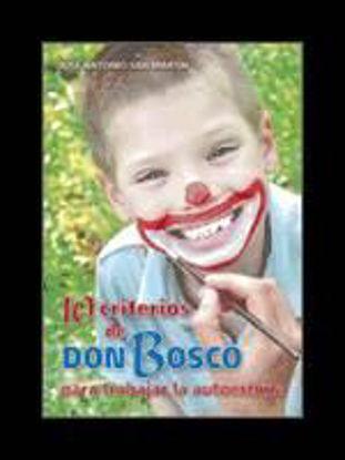Foto de 10 CRITERIOS DE DON BOSCO PARA TRABAJAR LA AUTOESTIMA