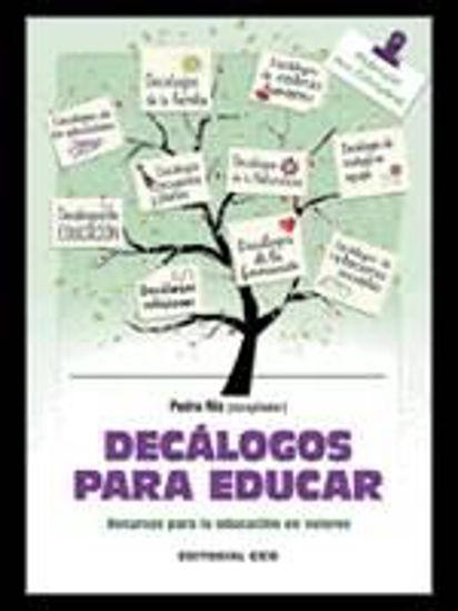 Foto de DECALOGOS PARA EDUCAR (CCS)