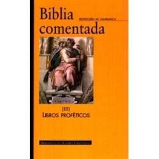 Foto de BIBLIA COMENTADA III #209