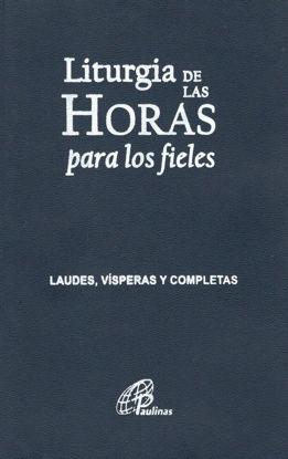 Picture of LITURGIA DE LAS HORAS PARA LOS FIELES (PAULINAS PERU)