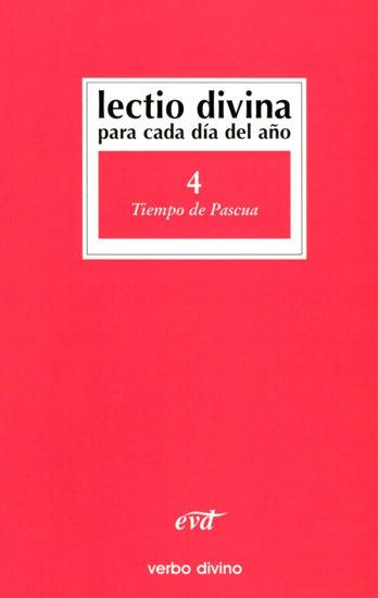 Foto de LECTIO DIVINA #04 TIEMPO DE PASCUA