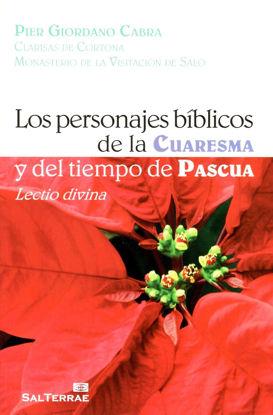 Foto de PERSONAJES BIBLICOS DE LA CUARESMA Y DEL TIEMPO DE PASCUA #311