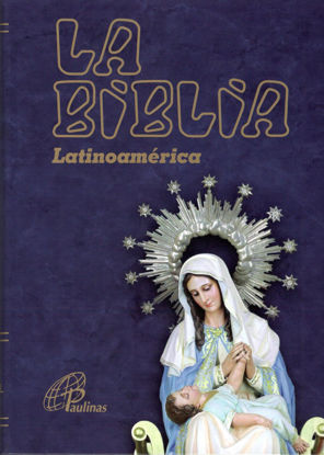 Picture of BIBLIA LATINOAMERICANA (FLEXIBLE 100 AÑOS PAULINAS)