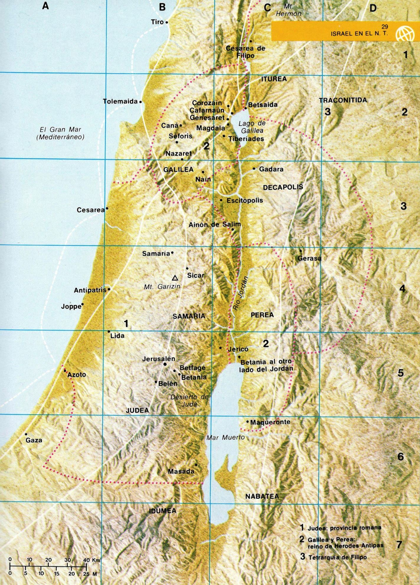 Picture of ATLAS BIBLICO