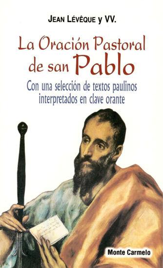 Picture of ORACION PASTORAL DE SAN PABLO