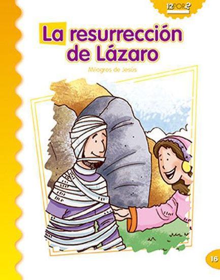 Foto de RESURRECCION DE LAZARO (SP ARGENTINA)