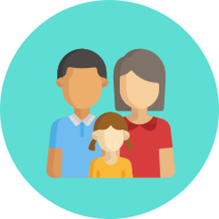 Cuadro para la categoría Familia