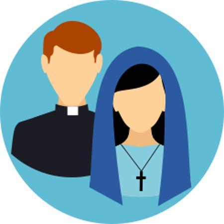 Cuadro para la categoría Vida Religiosa