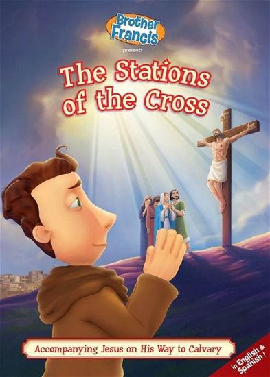 Foto de DVD.LAS ESTACIONES DE LA CRUZ / THE STATIONS OF THE CROSS