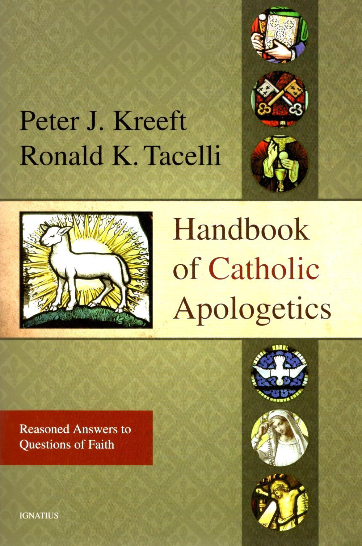Foto de HANDBOOK OF CATHOLIC APOLOGETICS