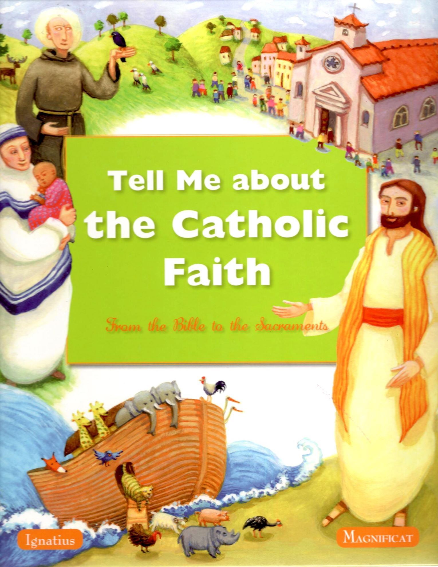 Foto de TELL ME ABOUT THE CATHOLIC FAITH