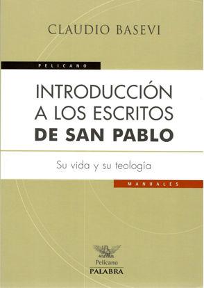 Foto de INTRODUCCION A LOS ESCRITOS DE SAN PABLO