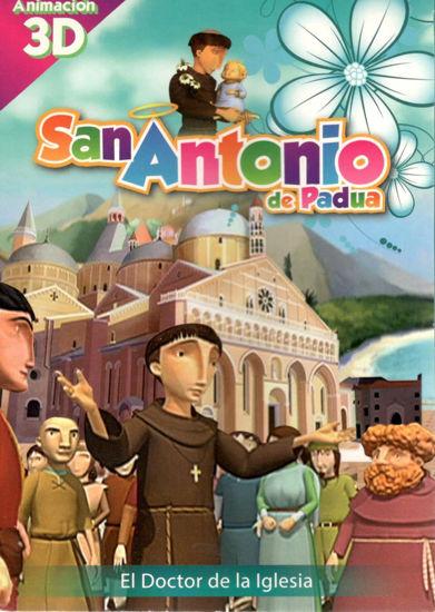 Foto de DVD.SAN ANTONIO DE PADUA (INFANTIL)