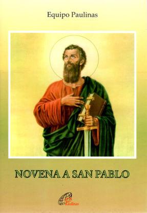 Foto de NOVENA A SAN PABLO