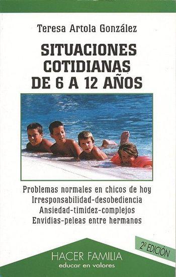 Foto de SITUACIONES COTIDIANAS DE 6 A 12 AÑOS
