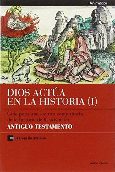 Foto de DIOS ACTUA EN LA HISTORIA I (ANIMADOR) ANTIGUO TESTAMENTO
