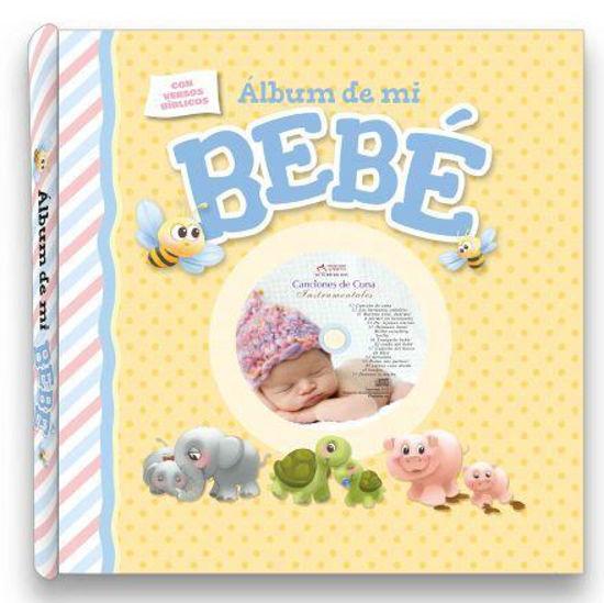 Foto de ALBUM DE MI BEBE (PRODUCCIONES PRATS)
