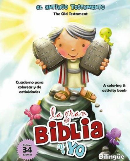 GRAN BIBLIA Y YO - EL ANTIGUO TESTAMENTO