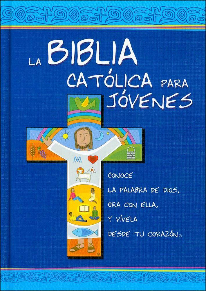 BIBLIA CATOLICA PARA JOVENES (TAPA DURA CON INDICES)