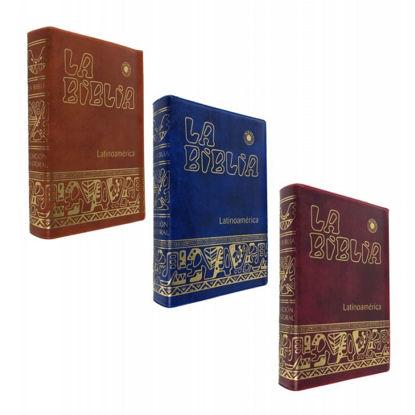 BIBLIA LATINOAMERICANA (MINISTRO PLASTICO)